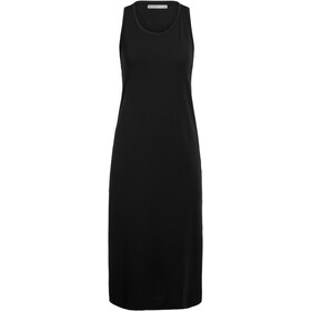 Icebreaker Yanni Tank Midi Dress Dame black